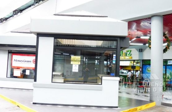 Local – Kiosco en Mall El Dorado